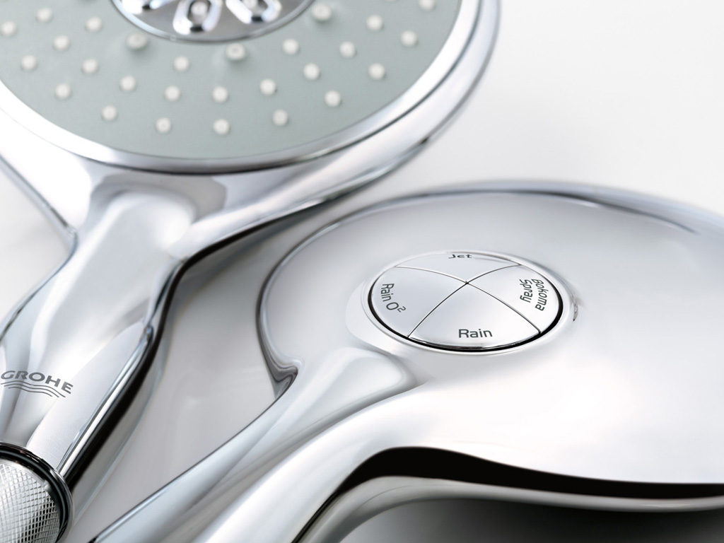 Grohe. Power Soul
