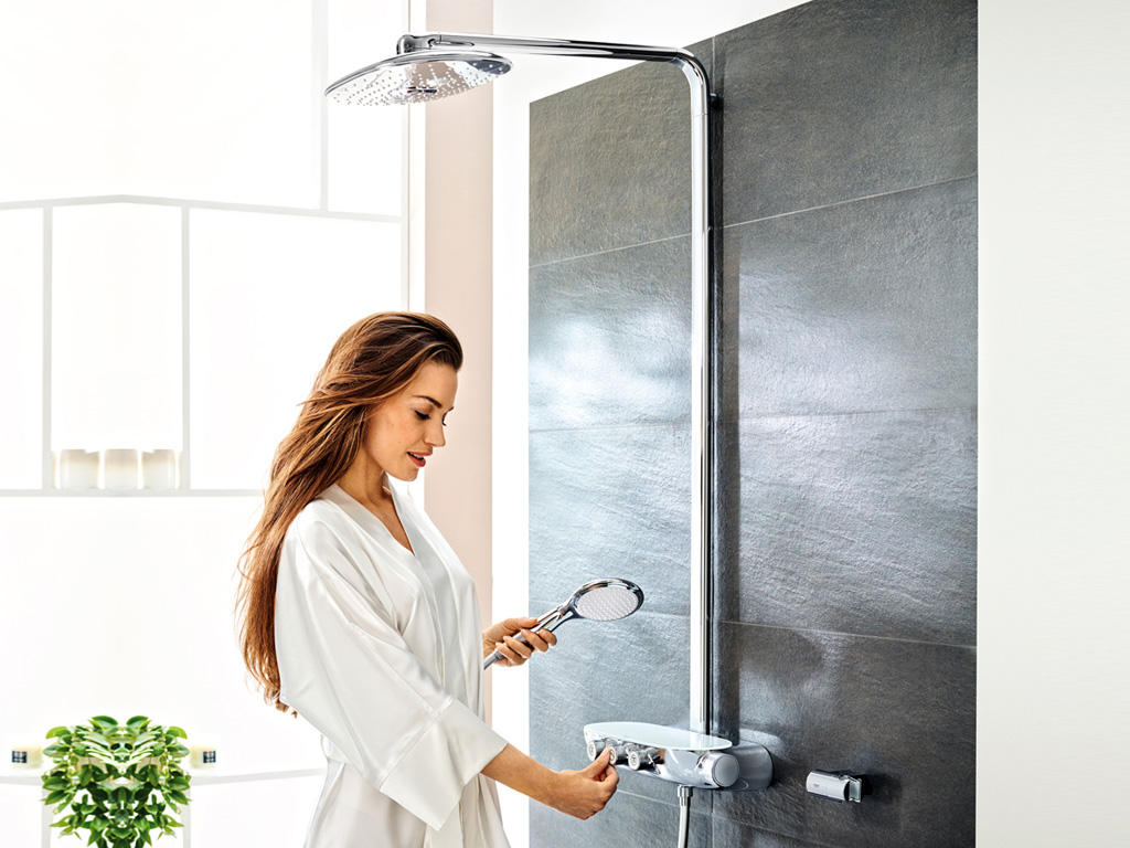 Grohe. Rainshower. Smartcontrol