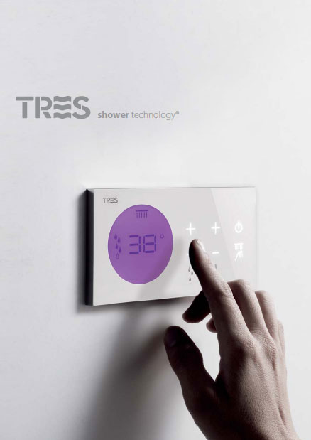 Tres Shower Tecnology