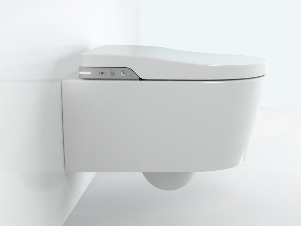 Roca. Smart Toilets