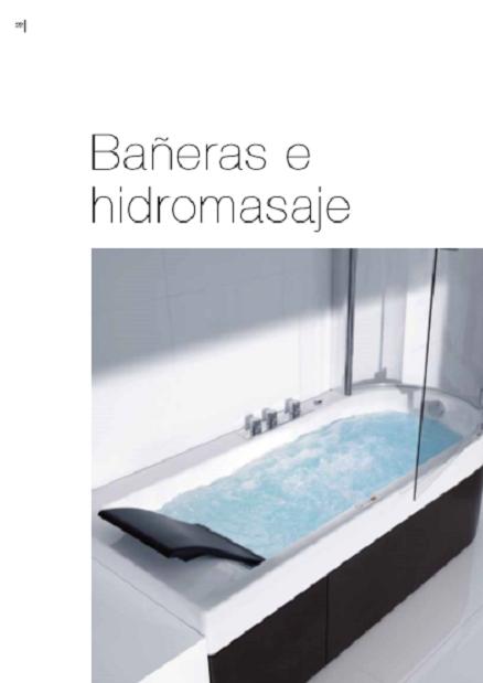 Roca bañeras