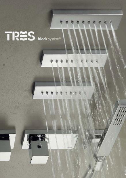 Tres Block System