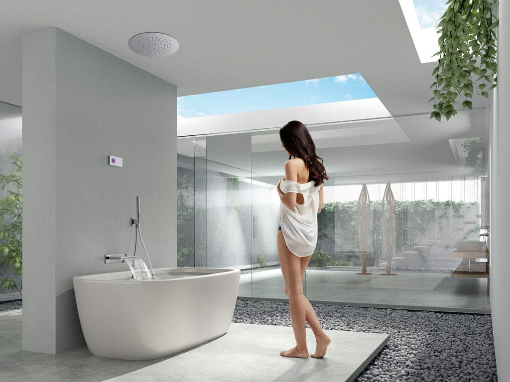 Tres Shower Tecnology
