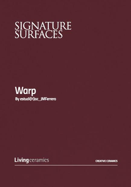Catálogo WARP 2016